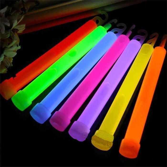 Glow Sticks 6 inch (5 Pack)